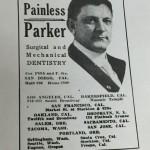 Painless Parker Dental Ad Image