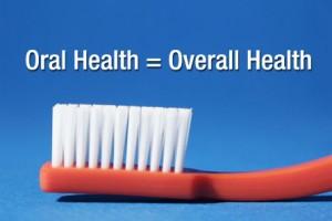 oral health = overall health photo