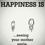 smile mom