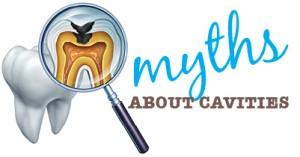 cavity myth graphic