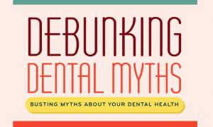 Debunking-Dental-Myths-Infographic