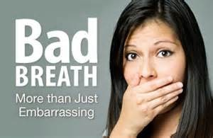 bad breath photo
