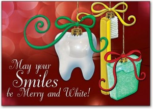 christmas dental appointment reminder 2